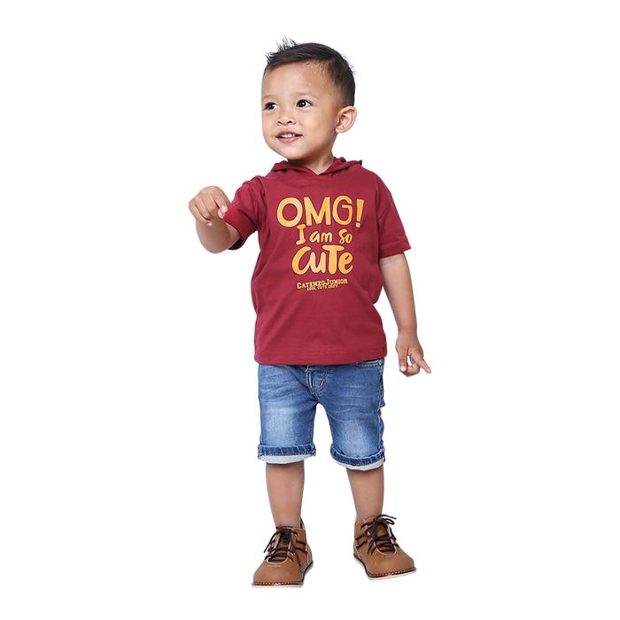 T SHIRT BABY CASUAL UNISEX - CPS 099